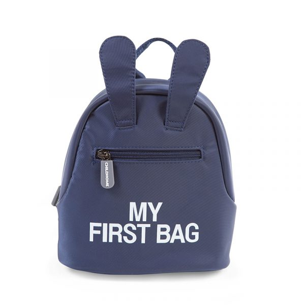 Childhome Zainetto My First Bag NAVY (6)