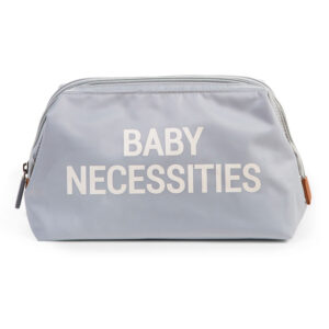 Childhome Beauty Case Baby Necessities Grey Off White