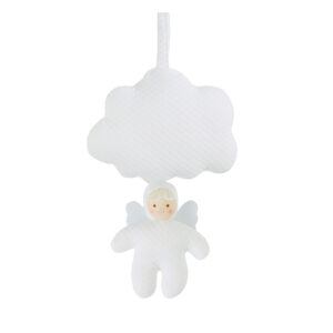 Trousselier Peluche Musicale Nuvola con Angelo