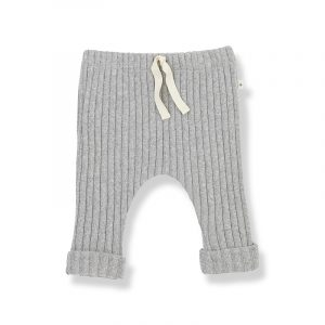 ITFGEROMEGREY 1+ In The Family Gerome Leggings a Coste - Grey